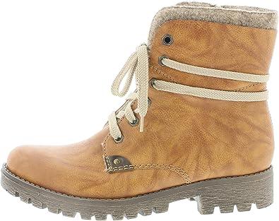 Rieker Damen Klassische Stiefel 785F5,Frauen Boots pdVaF