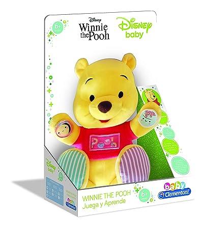 Baby Disney - Peluche Winnie the Pooh (Clementoni 55326): Amazon ...