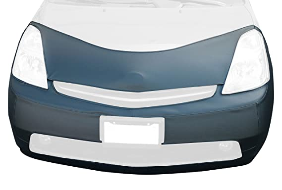 Coverking Custom Fit Front End Mask for Select Toyota Avalon Models Black Velocitex Plus