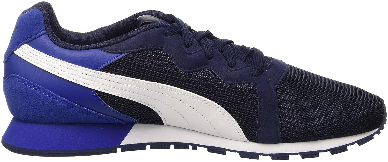 Puma Pacer Sneaker, Blanco/Peacoat, 9