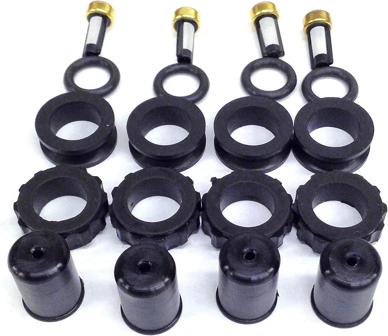 UREMCO 20-4 Fuel Injector Seal Kit, 1 Pack