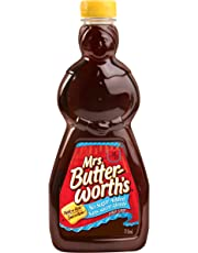 Mrs. Butterworth's Syrup, No Sugar Added, 710ml