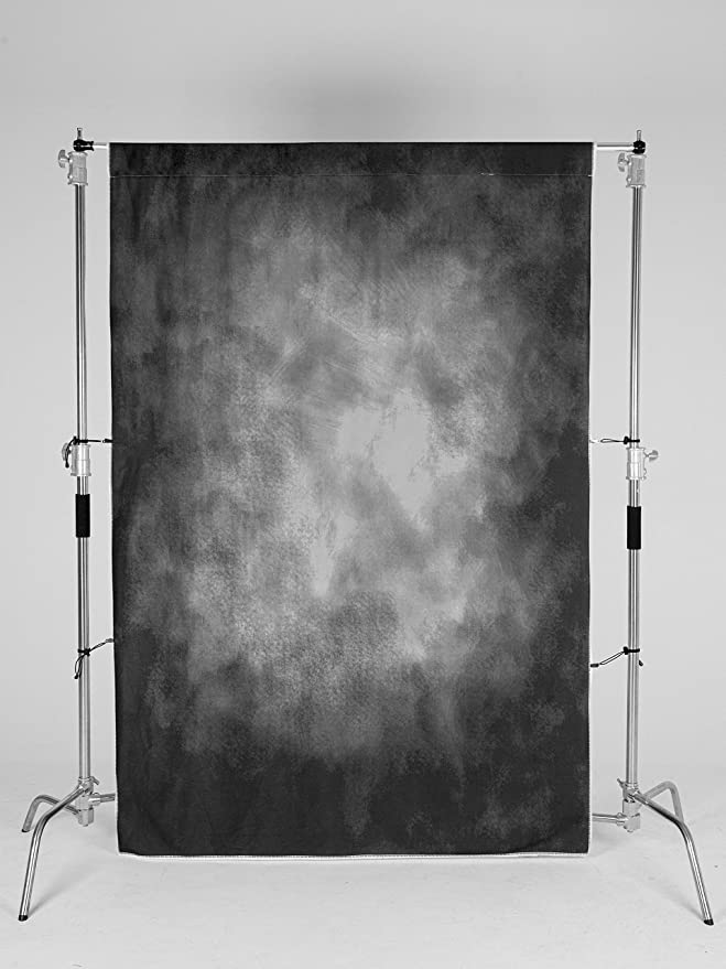 x2.2m H Kate 5x7ft//1.5m Light Grey Texture Backdrop Portrait Photography Backdrops Gray Abstract Background Photography Studio Props for Photographer W