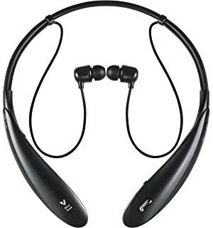 lg wireless headphones. lg tone ultra hbs-800 bluetooth stereo headset: black lg wireless headphones h