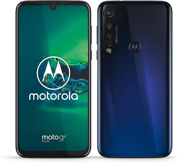 Motorola Moto G8 Plus (Pantalla de 6,3