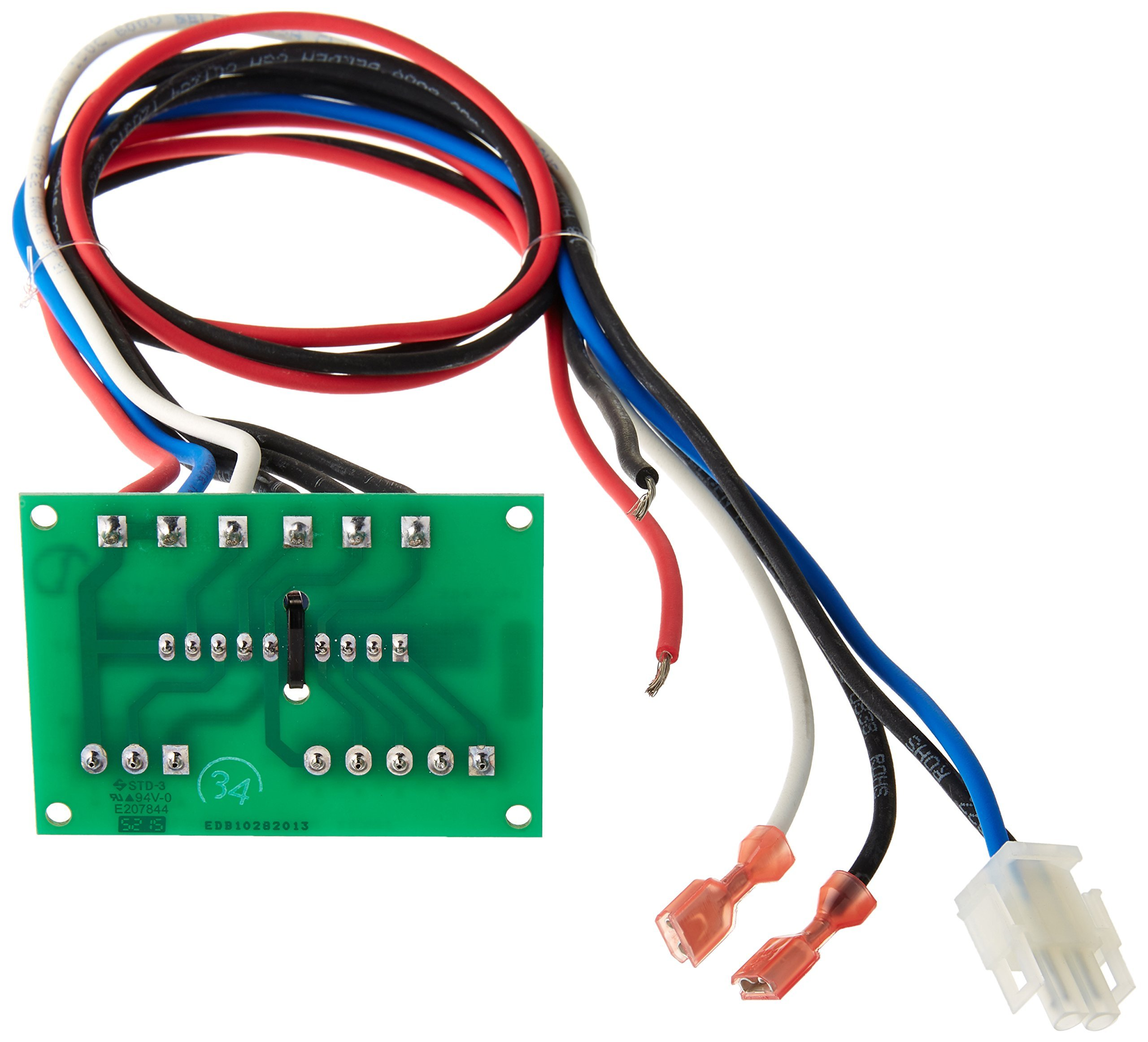 Zodiac R0458100 Power Distribution Circuit Board Replacement for Zodiac Jandy LXi Low NOx Pool and Spa Heaters by Zodiac