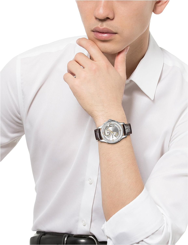 Hamilton Men s H32565555 Open Heart Watch