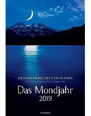 Das Mondjahr 2019: Wand-Spiralkalender mit Fotos von Gerhard Eisenschink - Das Original