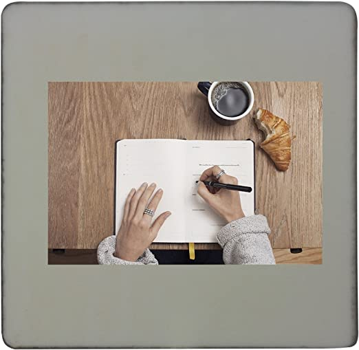 Imán Cuadrado para Nevera, diseño de café, Escritura, Mesa ...