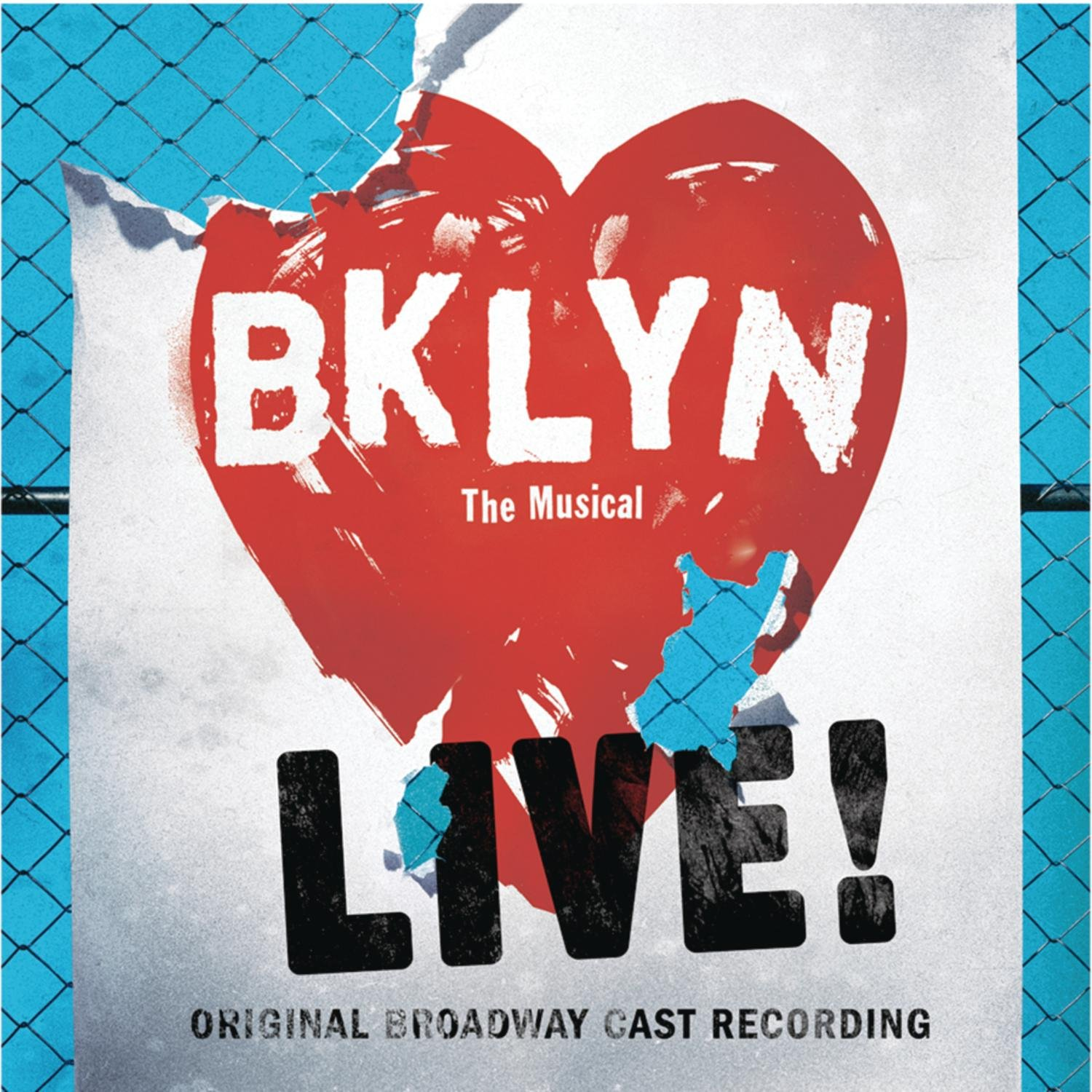 Brooklyn: The Musical (2004 Original Broadway Cast) by Brooklyn Records/Razor & Tie (Image #1)