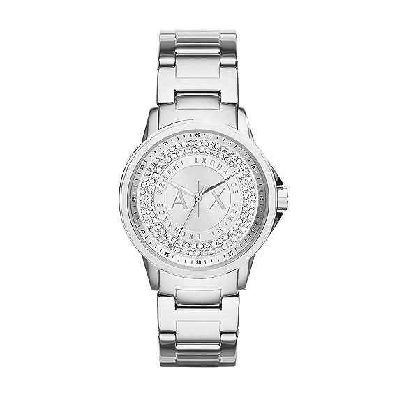 Reloj Emporio Armani para Mujer AX4320: Armani Exchange: Amazon.es: Relojes