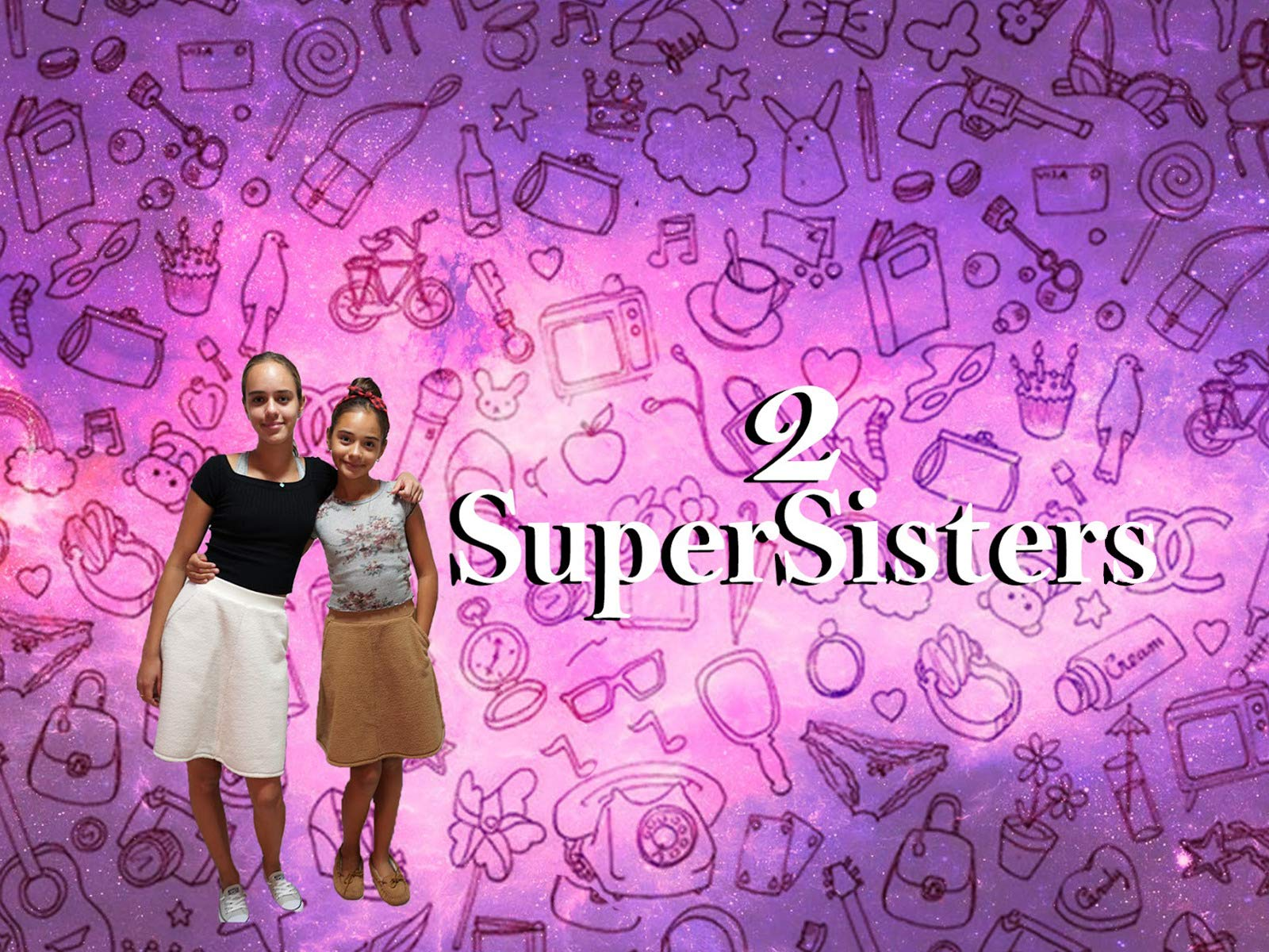 Two Super Sisters on Amazon Prime Video UK