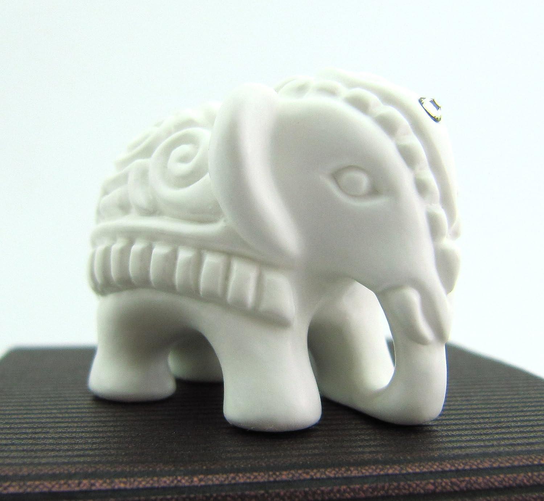 Deko Elefanten Figur, Mini-Elefant, MADE WITH SWAROVSKI® ELEMENTS ...