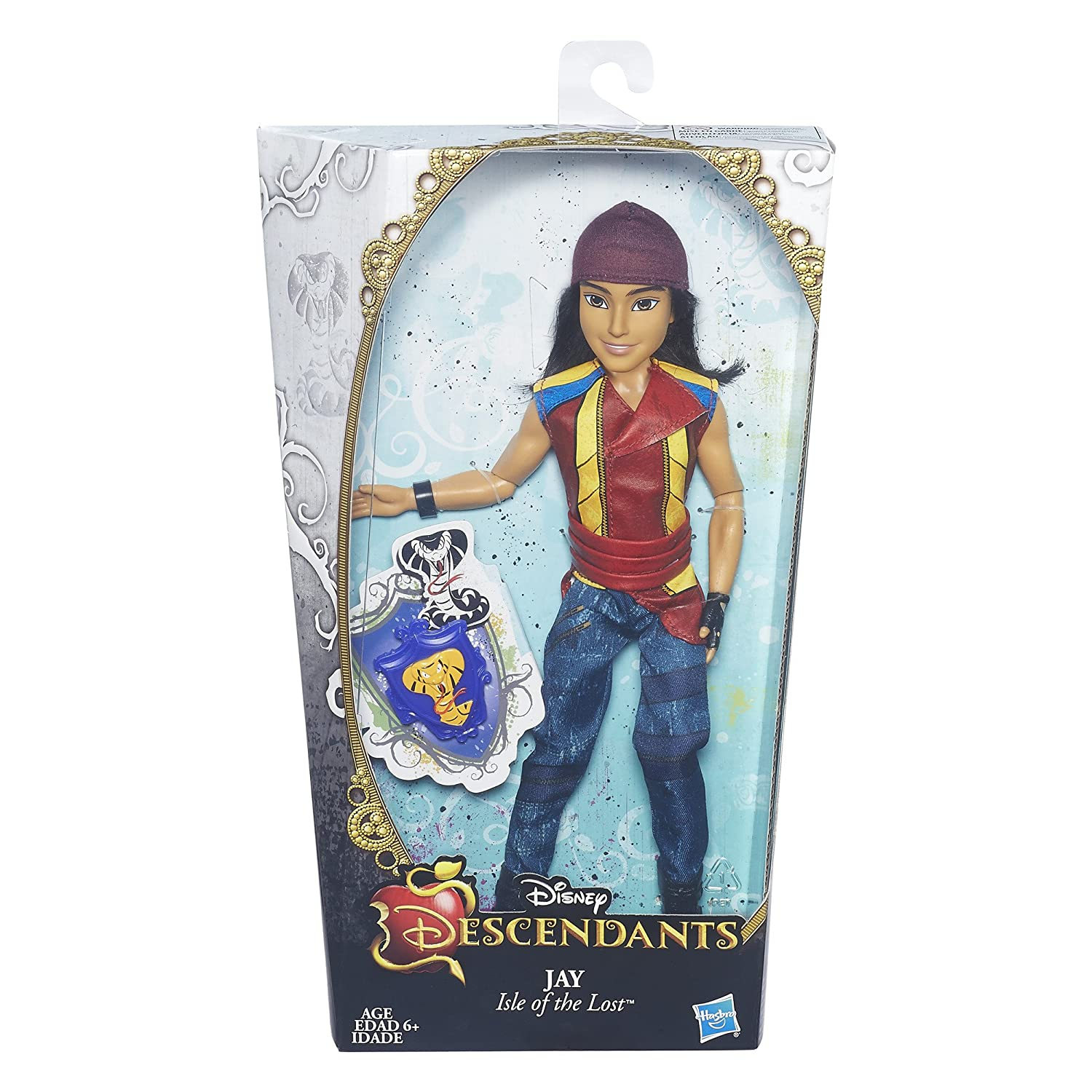 Disney Descendants Villain Signature Outfit Jay Isle of the Lost Doll