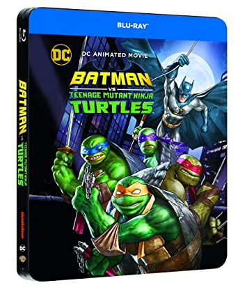 Batman vs. TMNT [Francia] [Blu-ray]: Amazon.es: Jake ...