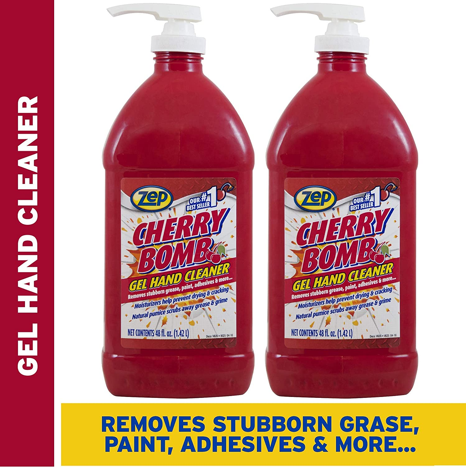best Cherry Bomb hand wash for mechanics