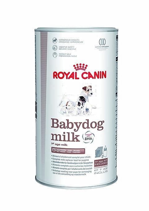 Kit Royal Canin 400 g Leche 1er Age cachorro & biberón (con 3 tetinas de