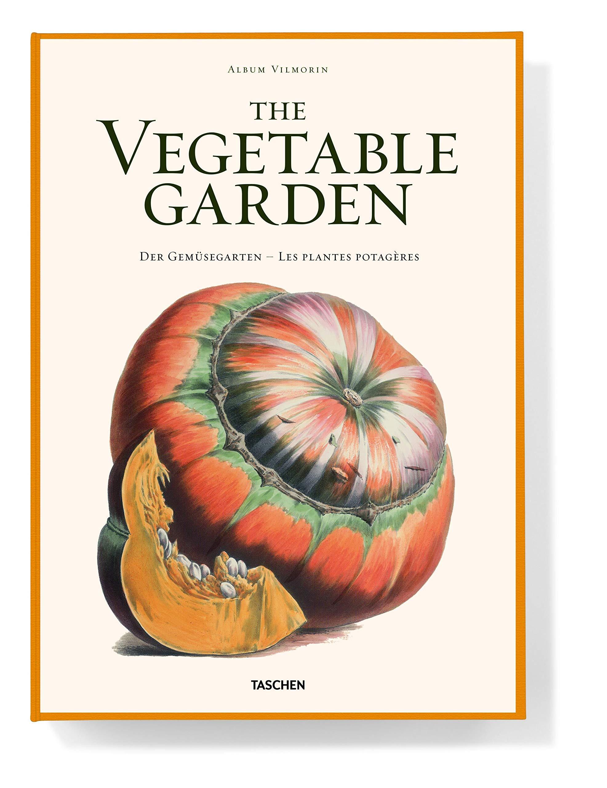 Vilmorin: The Vegetable Garden - cover