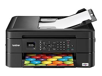 Amazon.com: Brother - MFC-J485DW impresora todo en uno ...