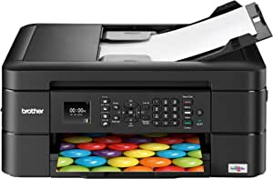 Amazon.com: Brother - MFC-J485DW impresora todo en uno ...