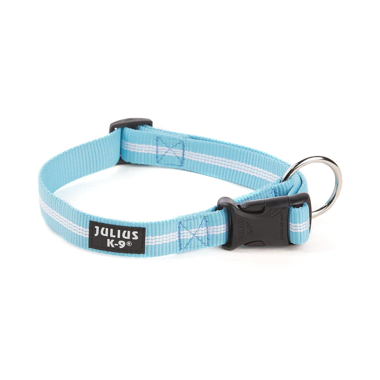 Julius-K9 214HB-IDC-NL-AM Collar de Correas Tubulares IDC, 25 mm x ...