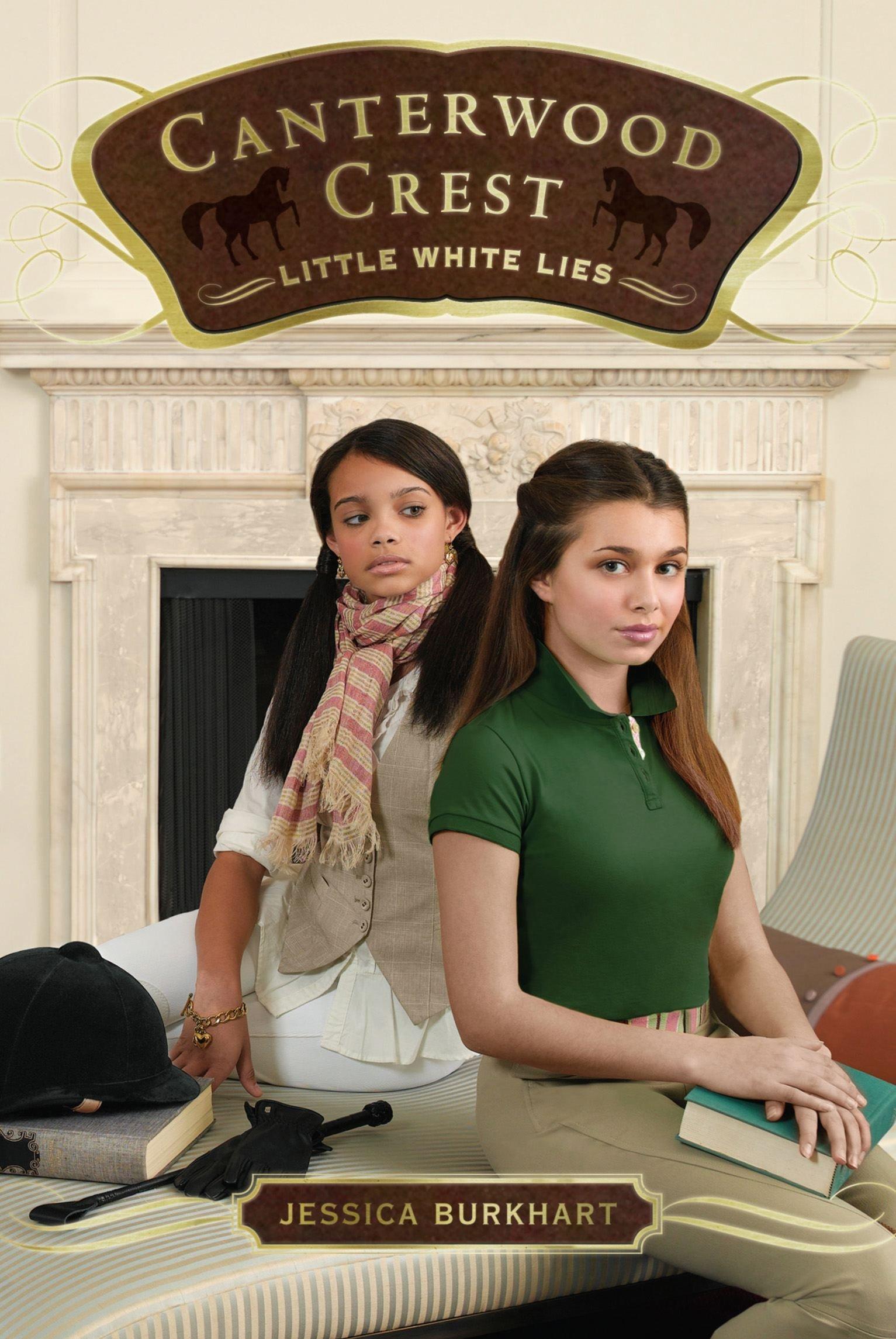 Little White Lies (Canterwood Crest) ebook