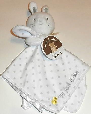 Amazon.com: Carter Blanco de la de conejo de Pascua de ...