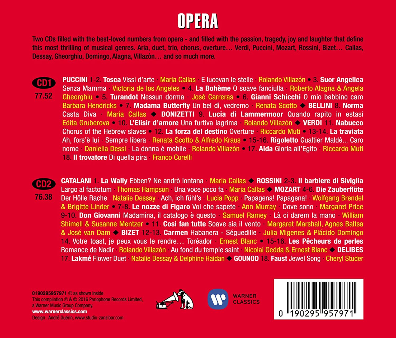 VARIOUS ARTISTS - Nipper Series: Opera - Amazon.com Music