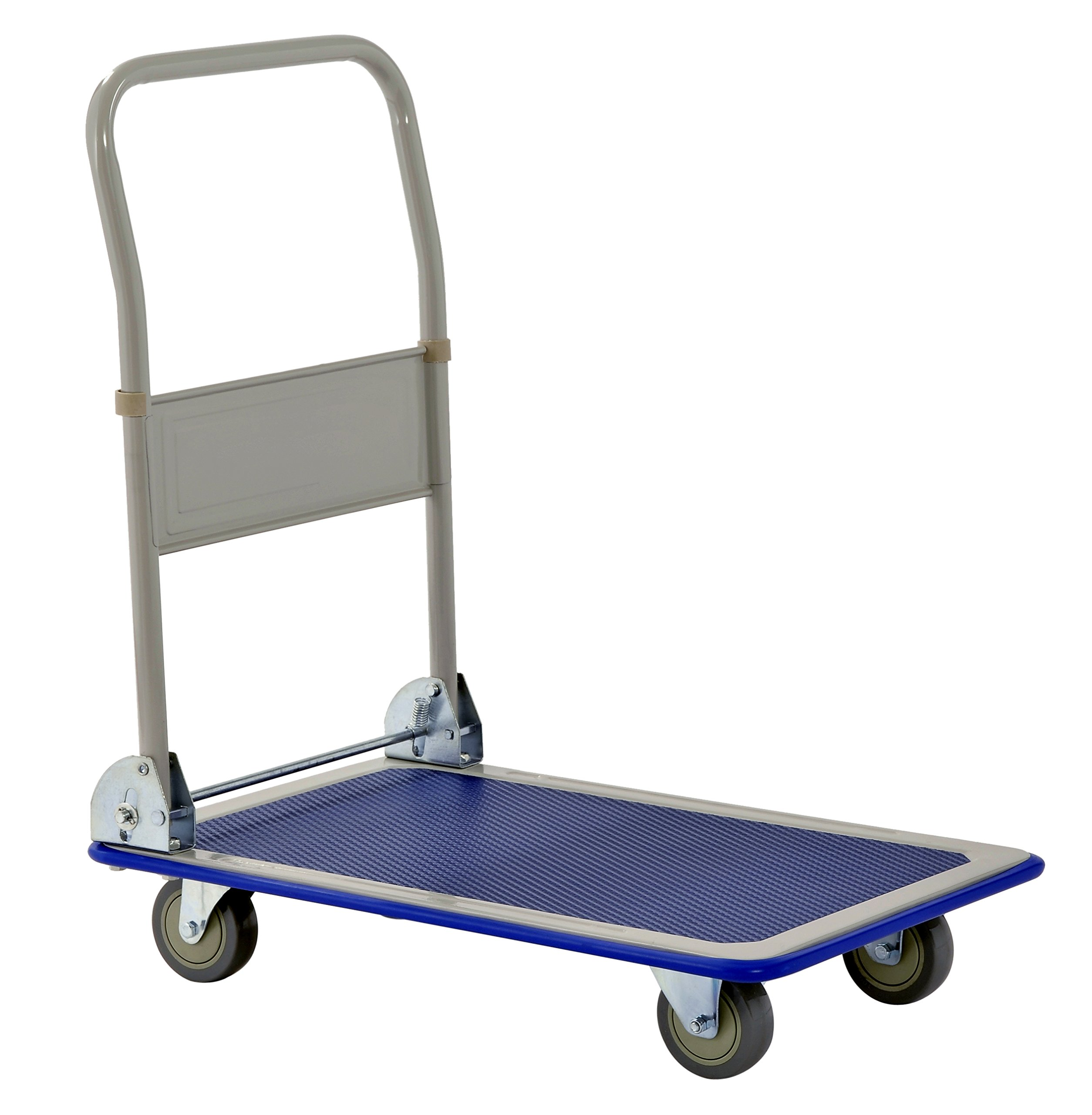 Muscle Rack FPC2918 Heavy Duty 330 lb. Capacity Folding Platform Cart, 11'' Height, 18'' Width, 29'' Length, 330 Pounds Load Capacity