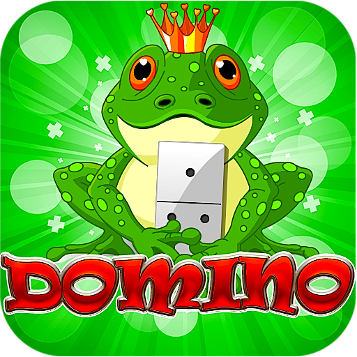 King Frog Dominoes Kiss Princess King Fairy Tale Free Dominoes Game Classic Original Easy Play Domino Apps Tablets Mobile Free ()