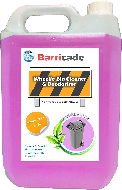 Desinfectante, limpiador y desodorizante para cubos de basura ...
