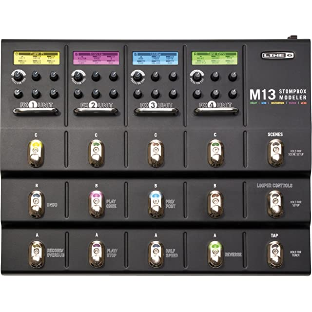 リンク:M13 Stompbox Modeler