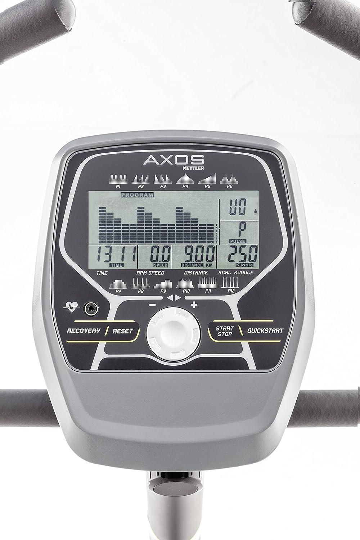 Kettler basic - Eliptica axos Cross p kettler: Amazon.es: Deportes y aire libre