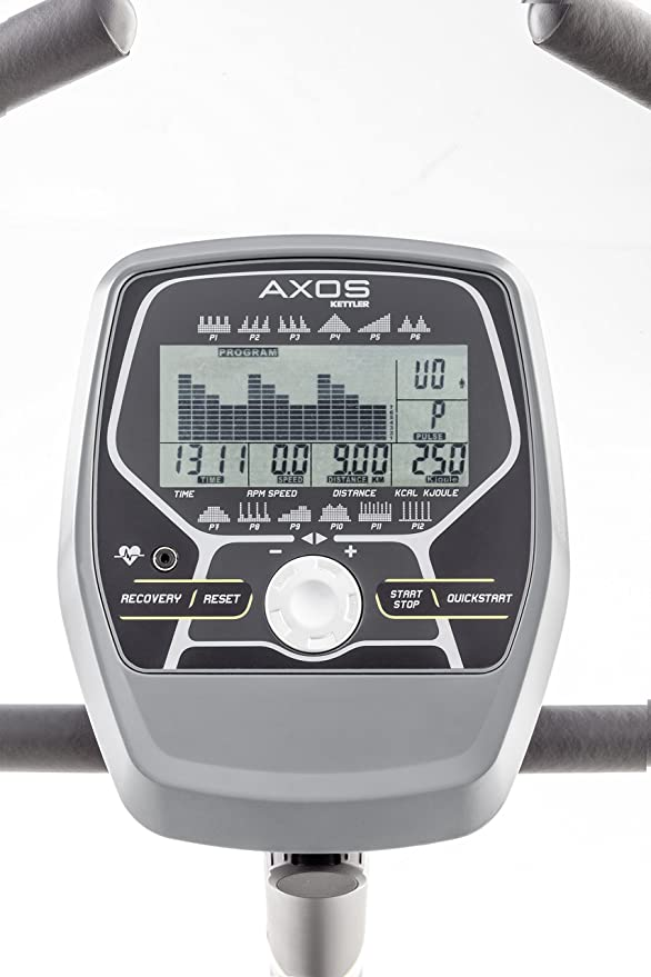 Kettler basic - Eliptica axos Cross p kettler: Amazon.es: Deportes y ...
