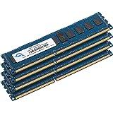 OWC 64.0GB (4 x 16GB) PC3-14900 1866MHz DDR3 ECC-R SDRAM Memory Upgrade Kit, ECC Registered, (OWC1866D3R9M64), Compatible wit