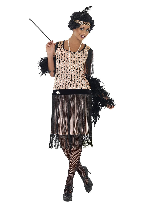 Women's Plus Size 1920s Coco Flapper Fancy dress costume 2X