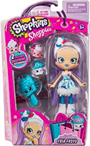 Shopkins Shoppies Doll Single Pack - Fria Froyo