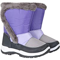 Mountain Warehouse Botas de Nieve Dash para niños