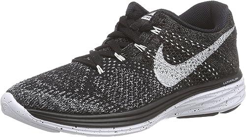 Amazon.com | Nike Womens Flyknit Lunar3
