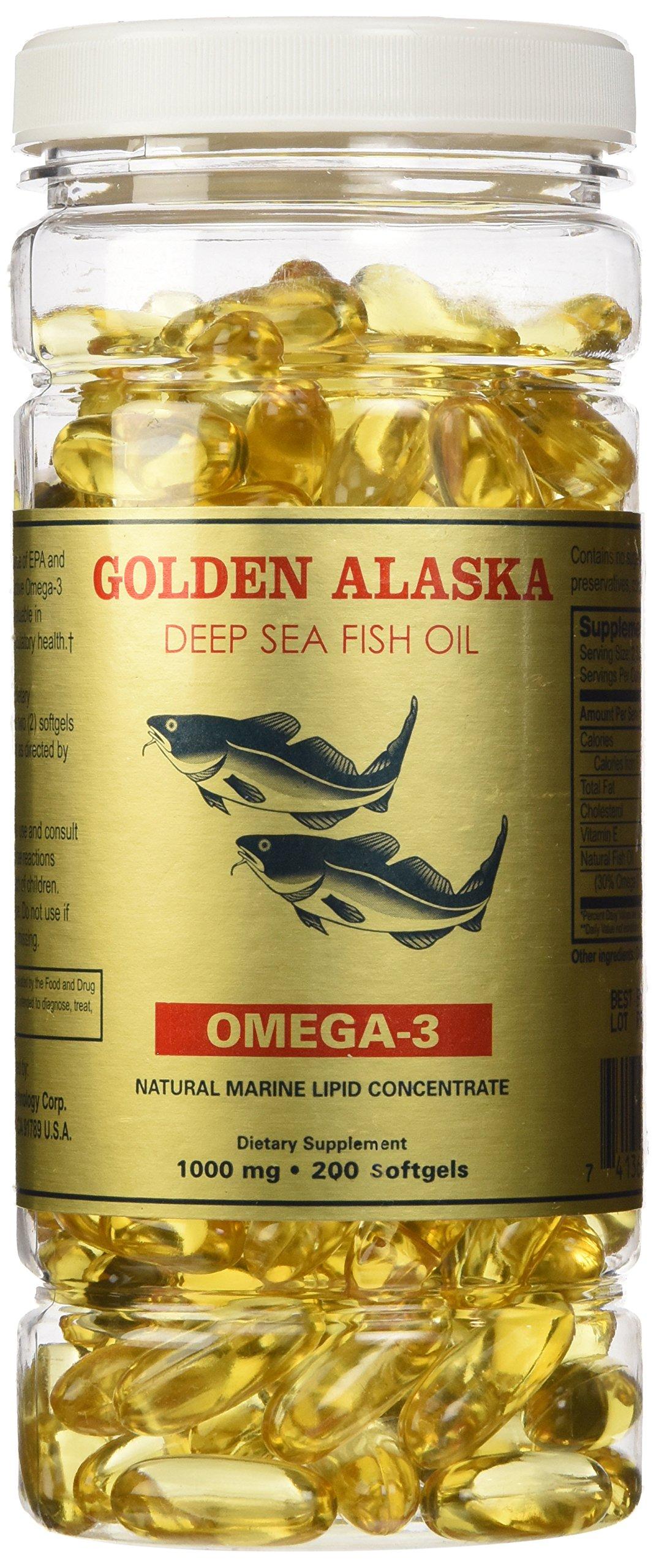 Alaska deep sea