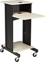 Oklahoma Sound PRC200 Steel Premium Presentation Cart, 18