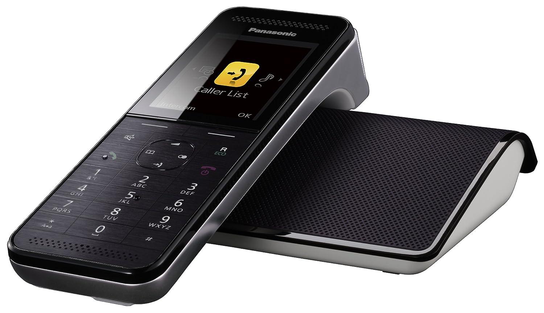 Panasonic KX-PRW120 Té lé phones Sans fil Ré pondeur Ecran KX-PRW120GW