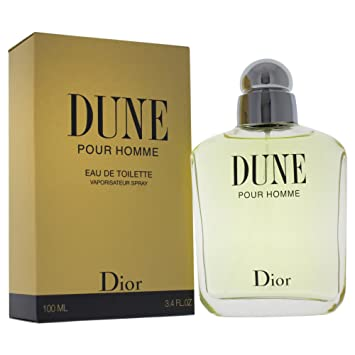 a76c2e8cf6da96 Amazon.com   Dune By Christian Dior For Men. Eau De Toilette Spray 3.4  Ounces   Perfume For Men Dune   Beauty
