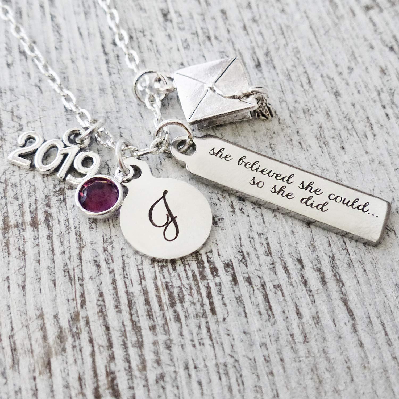Graduation Gift Wedding Date Proposal Jewelry Ball Locket Necklace Secret Message Necklace Graduation Date Necklace