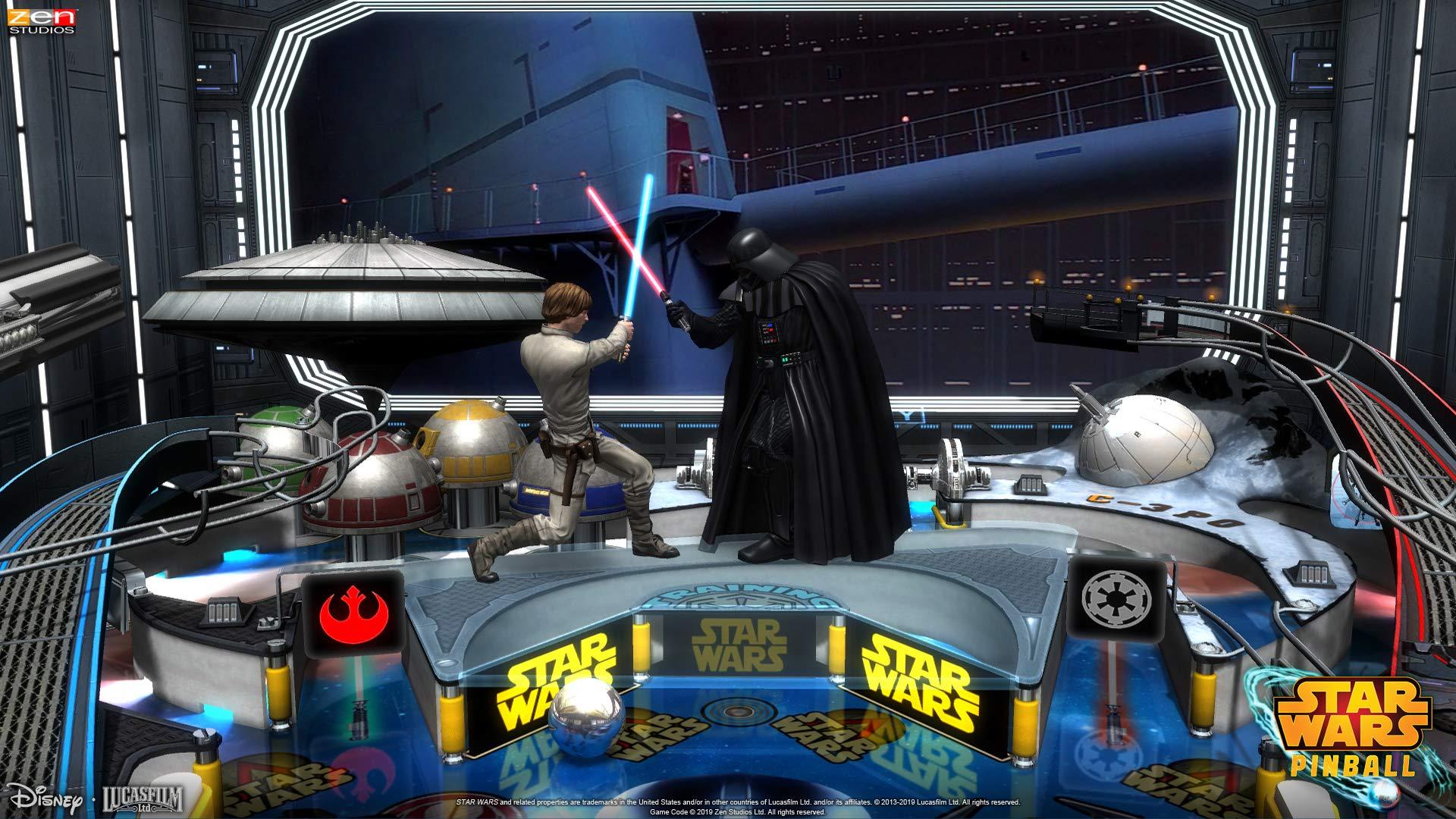 Star Wars Pinball (Nintendo Switch): Amazon.es: Libros