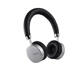 Pioneer SE-MJ561BT-S - Auriculares supraurales Bluetooth, plateado