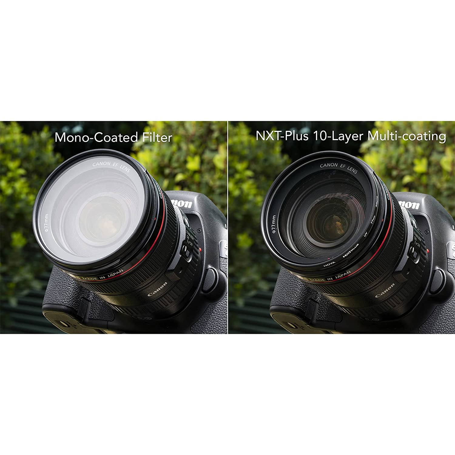 Hoya 49mm NXT Plus UV HMC Multi-Coated Slim Frame Glass Filter