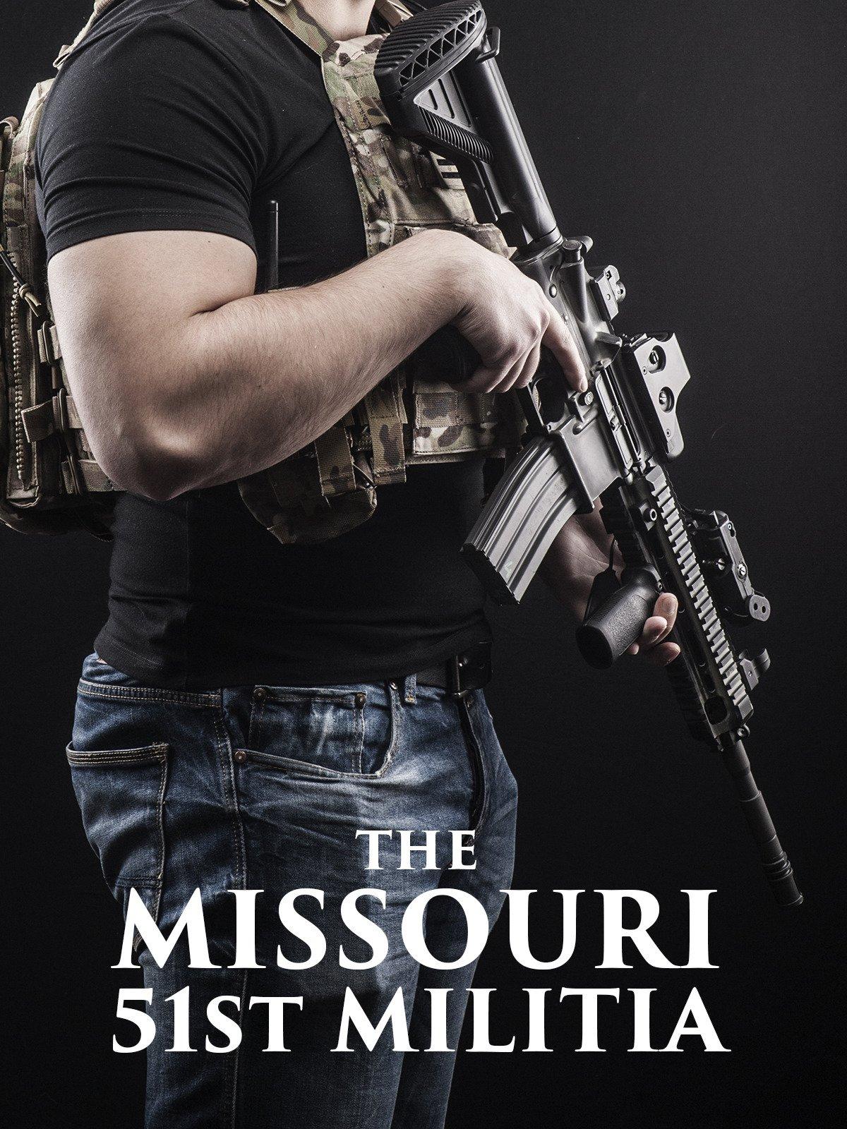 The Missouri 51st Militia on Amazon Prime Video UK
