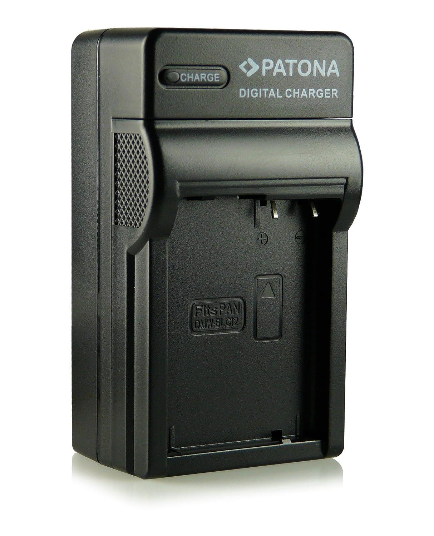 3in1 Cargador DMW-BLC12 E para Panasonic Lumix DMC-FZ200 | DMC-GH2 - Leica V-Lux 4 y mucho más…