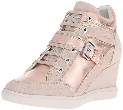 Femmes D Eleni C Hohe Chaussure Geox 0rqiXCj